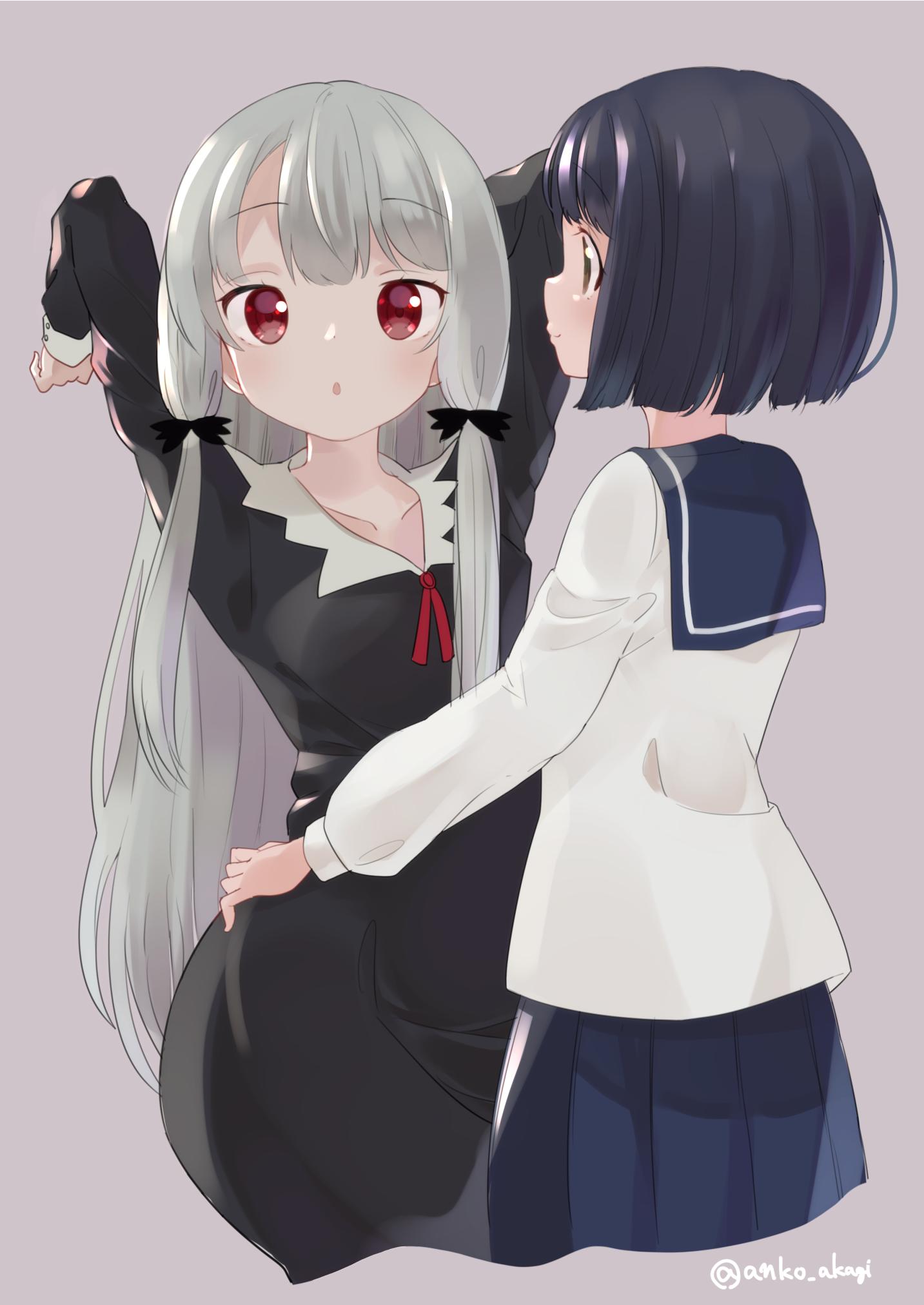 赤城あんこ C97土曜日西F01a on Anime, Kawaii anime, Anime characters