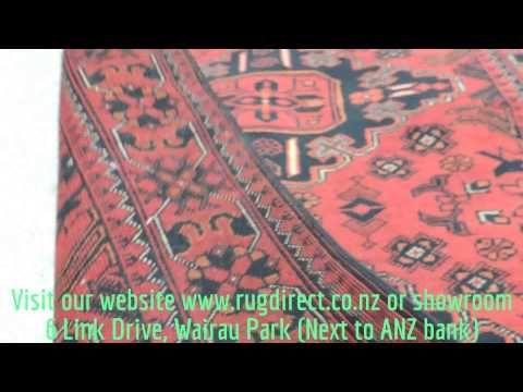 Afghan Hand Knotted Khal Mohammadi Runner 359x84cm PK9-94