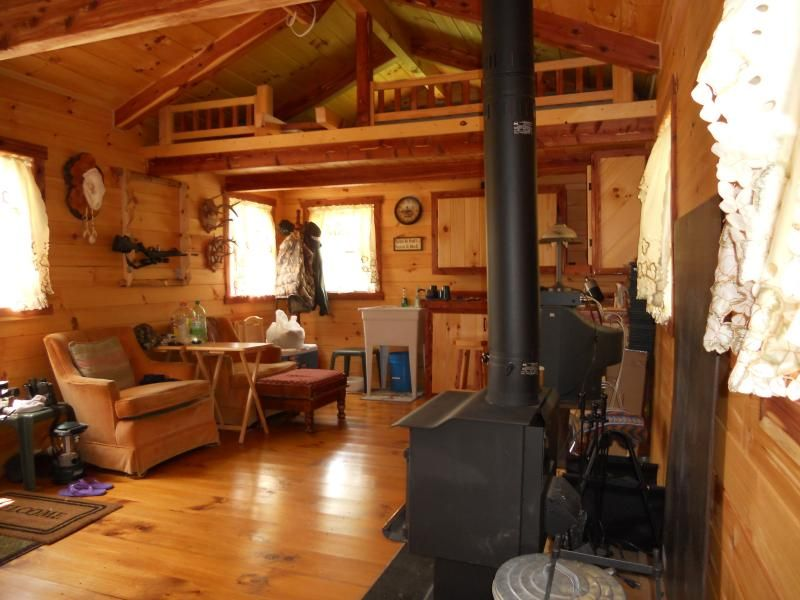 X Cottage s/f) this style cabin is a popular due to the long side porch  design, which lends itself to built in bunk beds and adding a rear loft  with ... - Trophy Amish Cabins, LLC - 12' X 26' Cottage (312 S/f) This Style