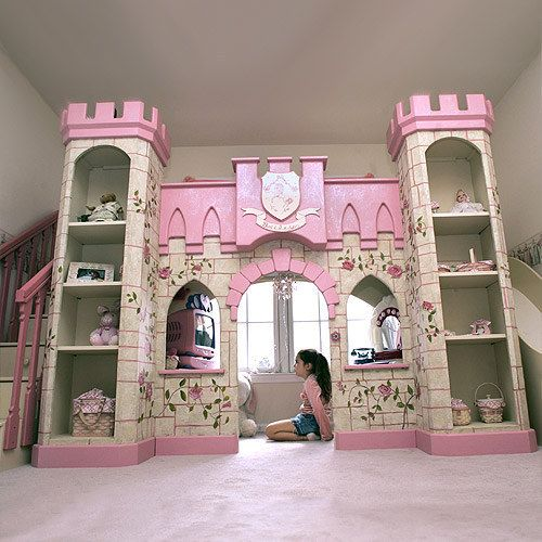 32 Dreamy Bedroom Designs For Your Little Princess: 26 Ideas For The Ultimate Disney Princess Bedroom