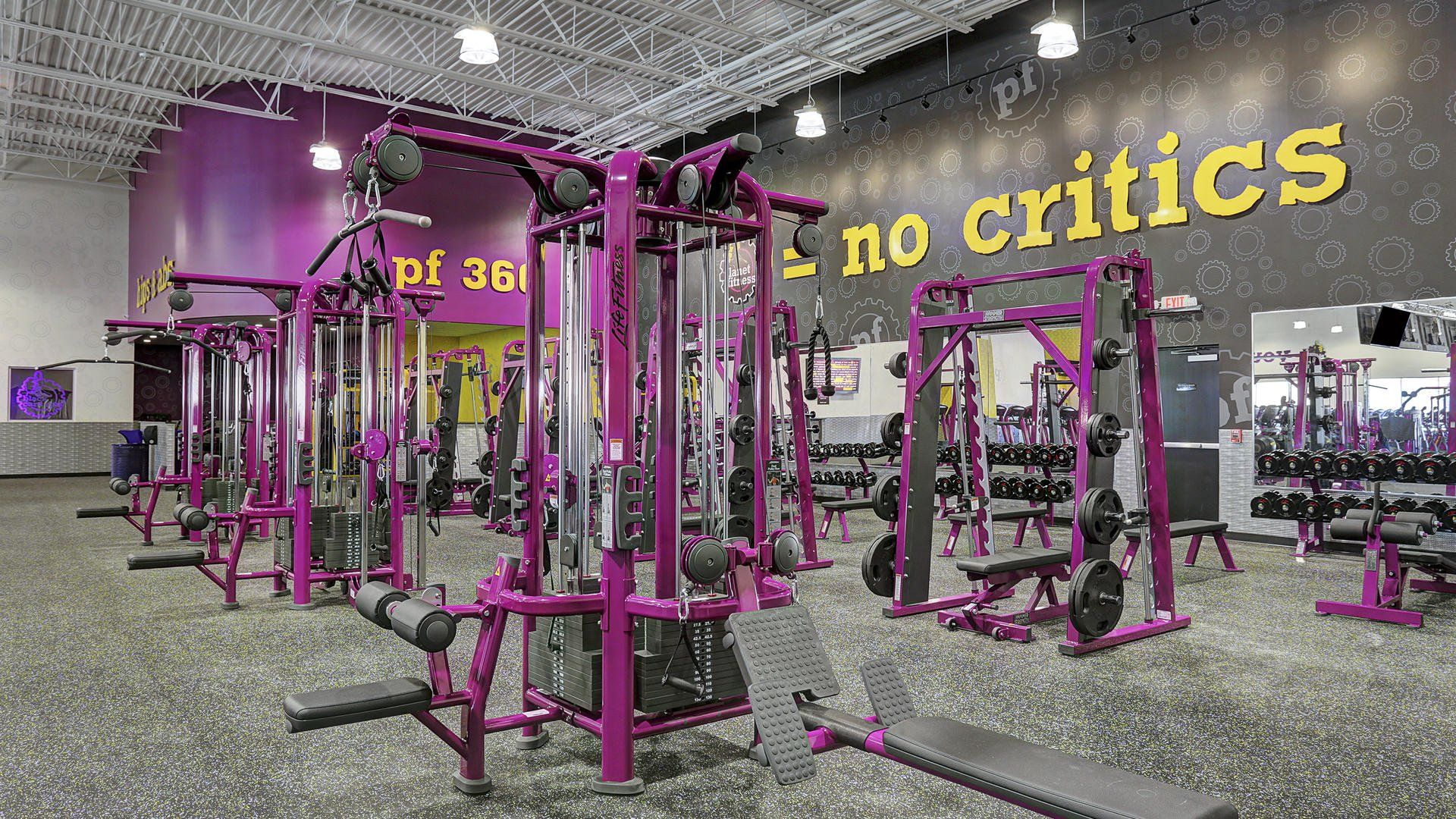 Planet Fitness Planet Fitness Workout Burn Calories Farmington Hills
