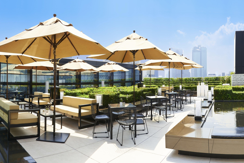 Best outdoor restaurants, cafés and bars in Tokyo Open