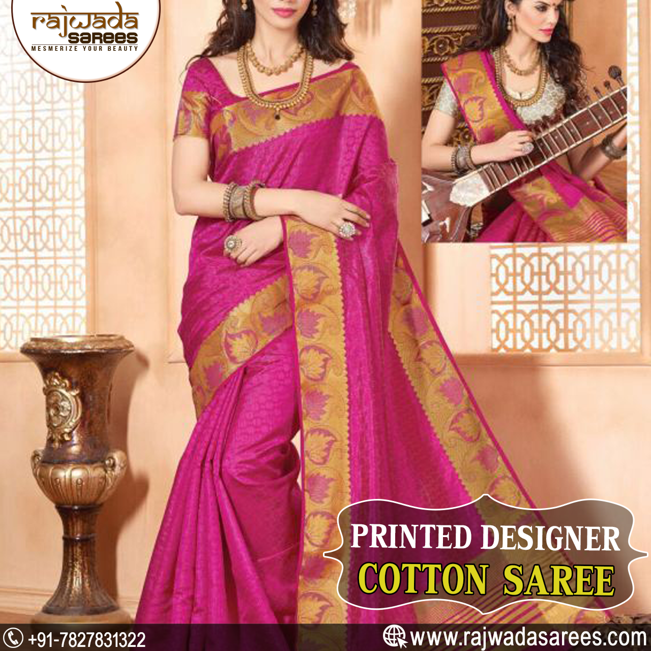 Saree blouse design for cotton saree beautiful designer collection of printed cotton sarees available
