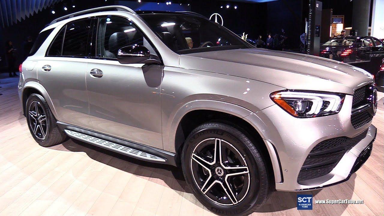 2020 Mercedes Benz Gle Class Gle 350 Suv Exterior Interior