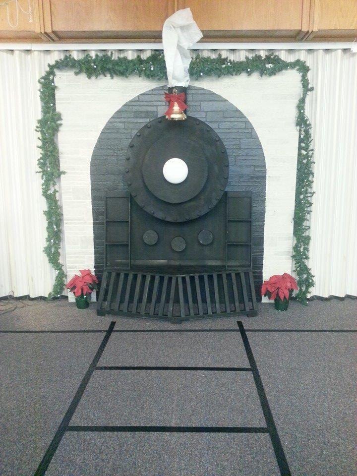 Polar Express Christmas Party Ideas Part - 19: Db0fcef8a6d93b7b502c9300829aff31.jpg 720×960 Pixels