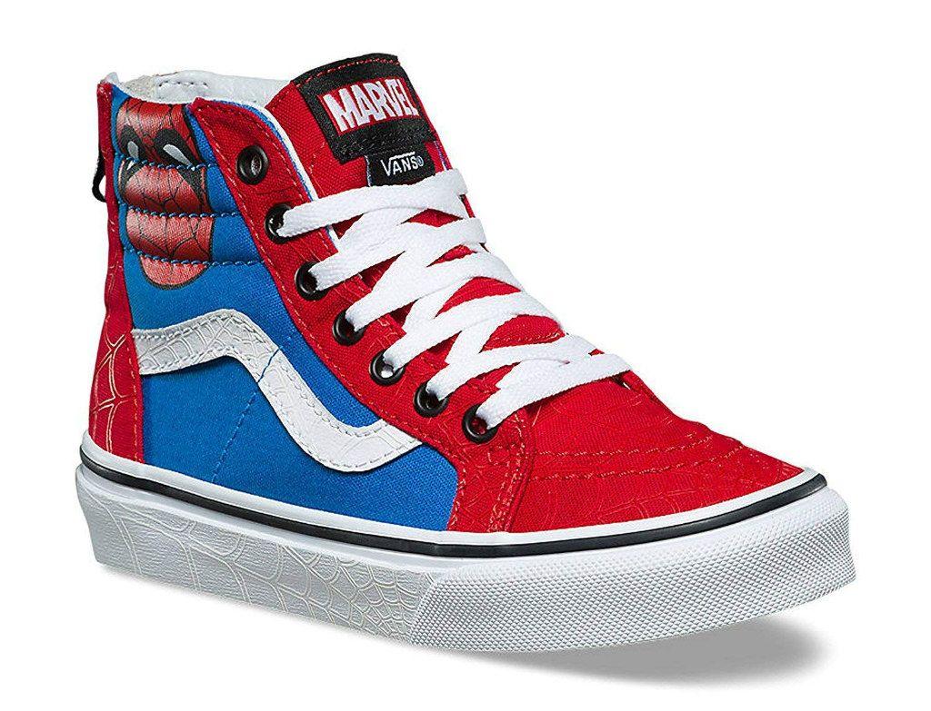 Character shoes, Kid shoes, Vans