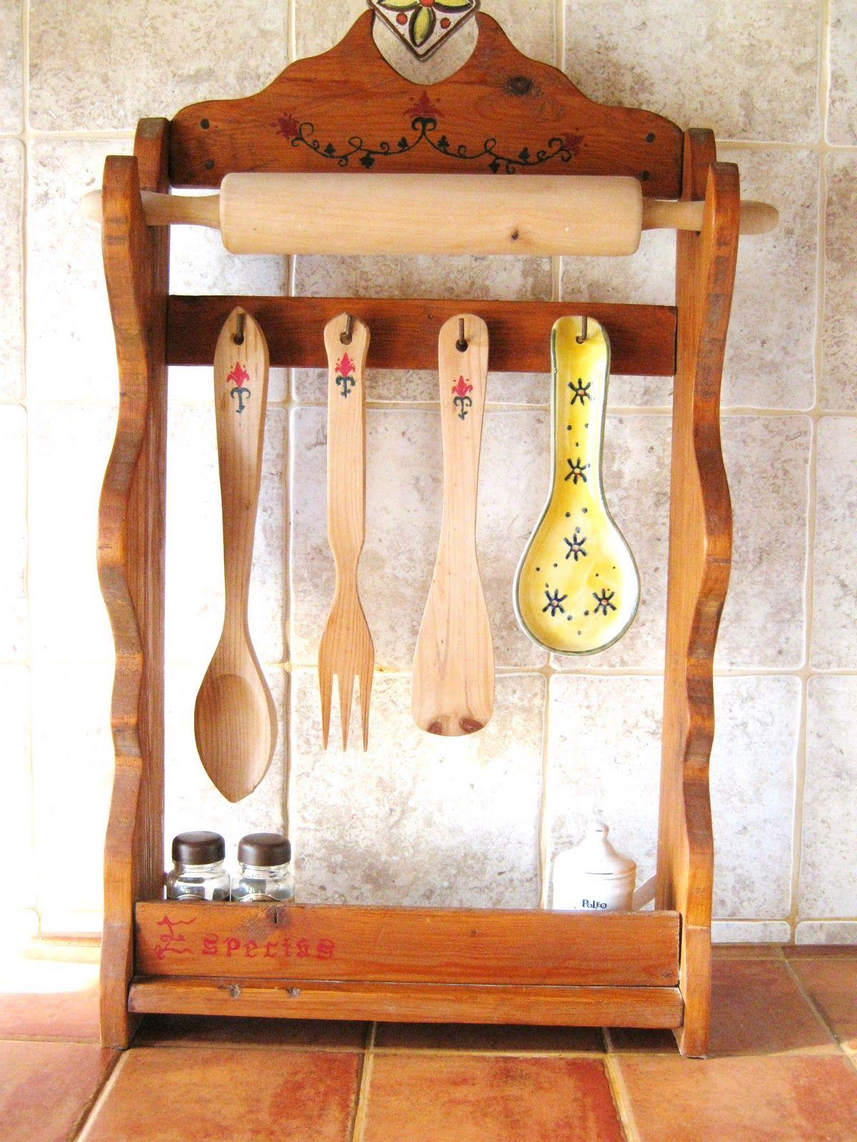 Els petits detalls: Muebles para la cocina con listones de madera