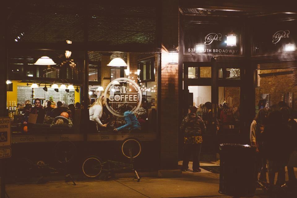 The Coffee Pot Greenville Ohio