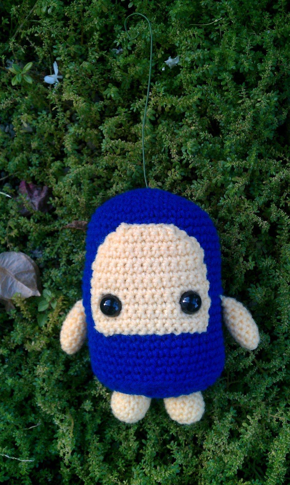 ⋆ℬaburu✡Star⋆: ILOMILO~!!! Free crochet pattern | Crochet | Pinterest