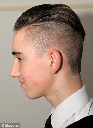 Cool 1000 Images About Men39S Hair On Pinterest Short Hairstyles For Black Women Fulllsitofus