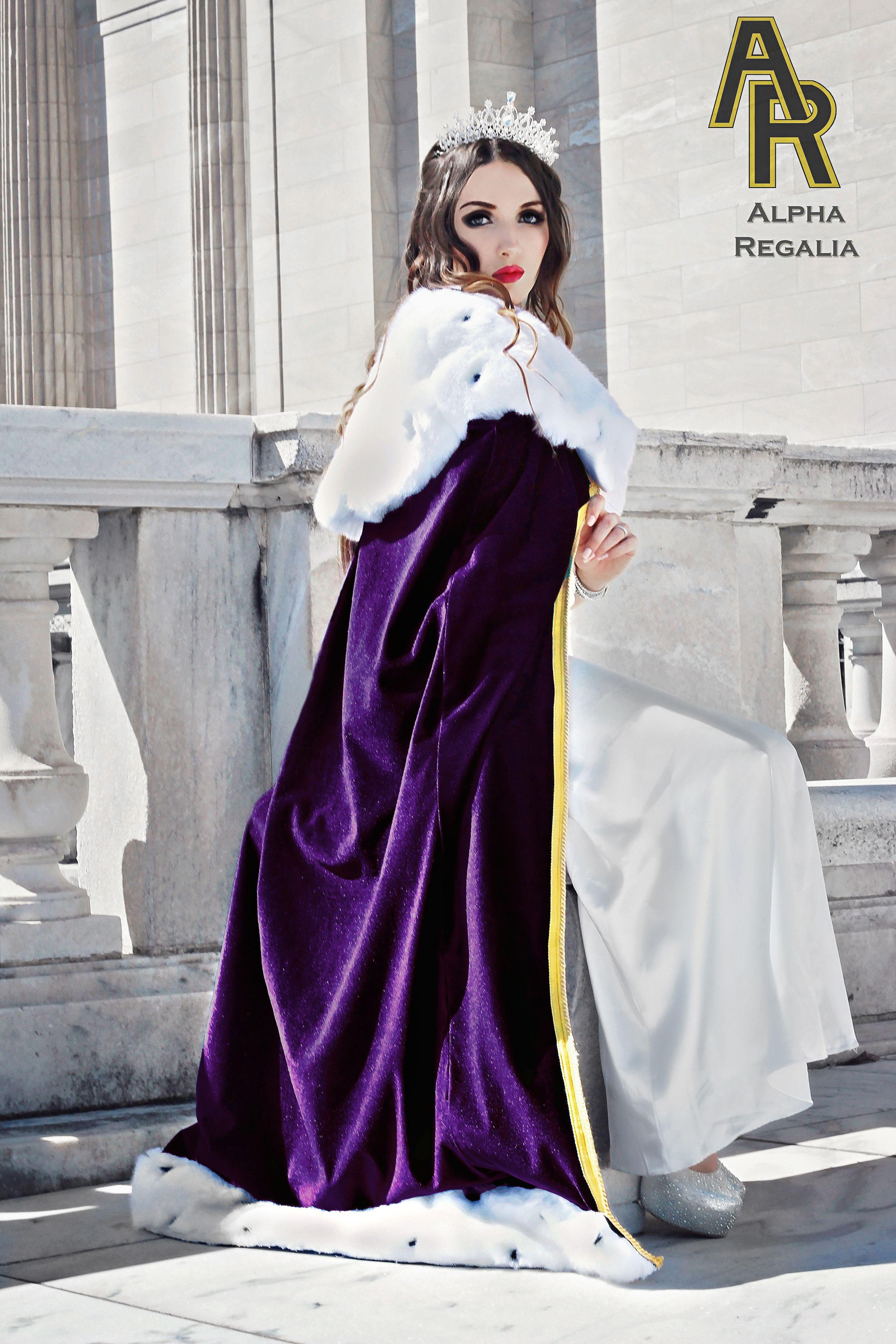 Queen\u0027s Royal Cloak (Purple)