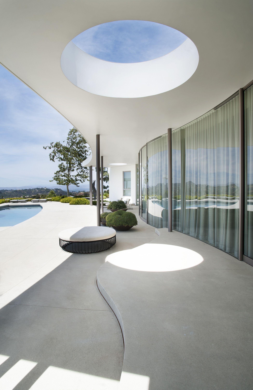 Gallery of Trousdale Estates Contemporary Home / Dennis Gibbens ...