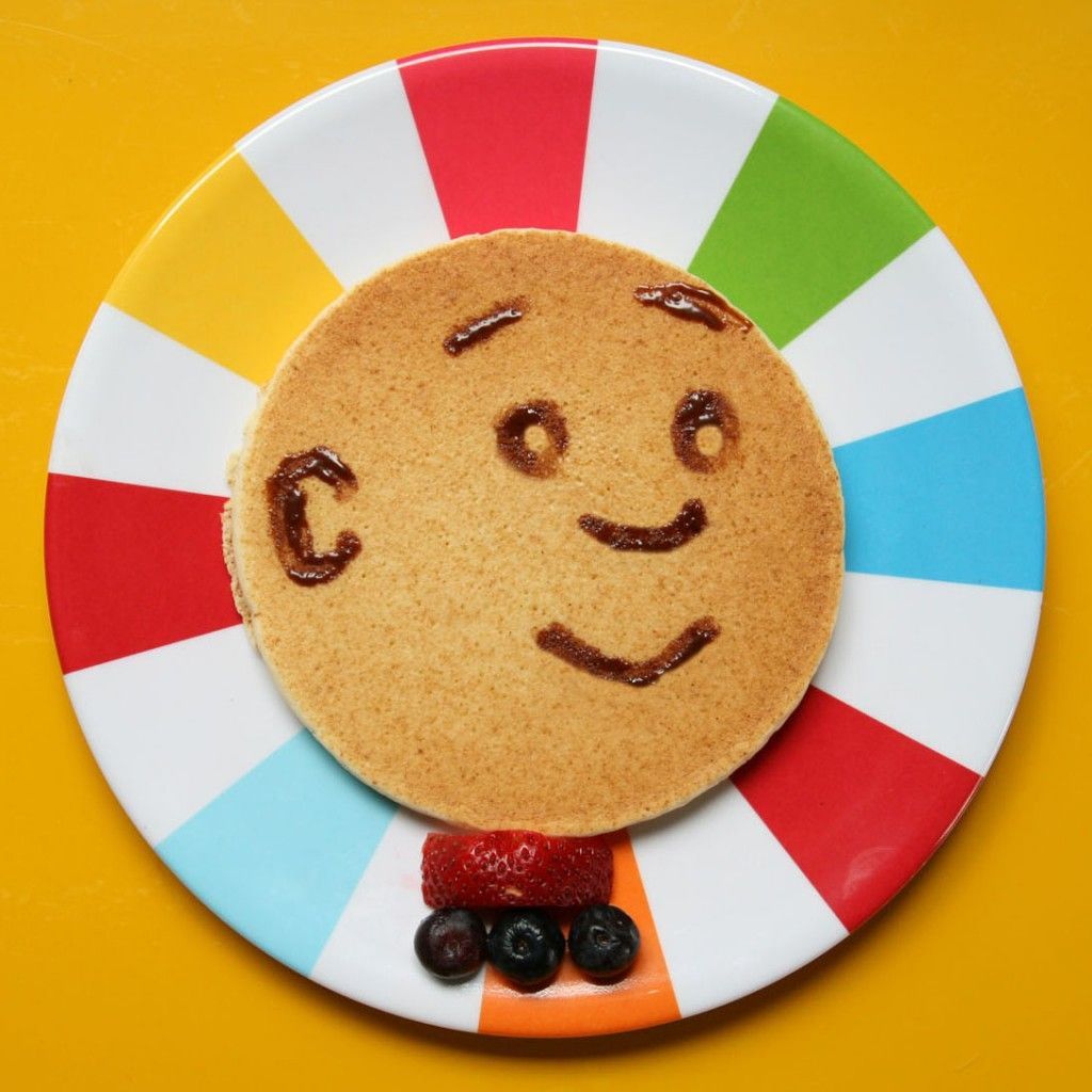 calliou pancake Caillou Pinterest Pancakes and Birthdays