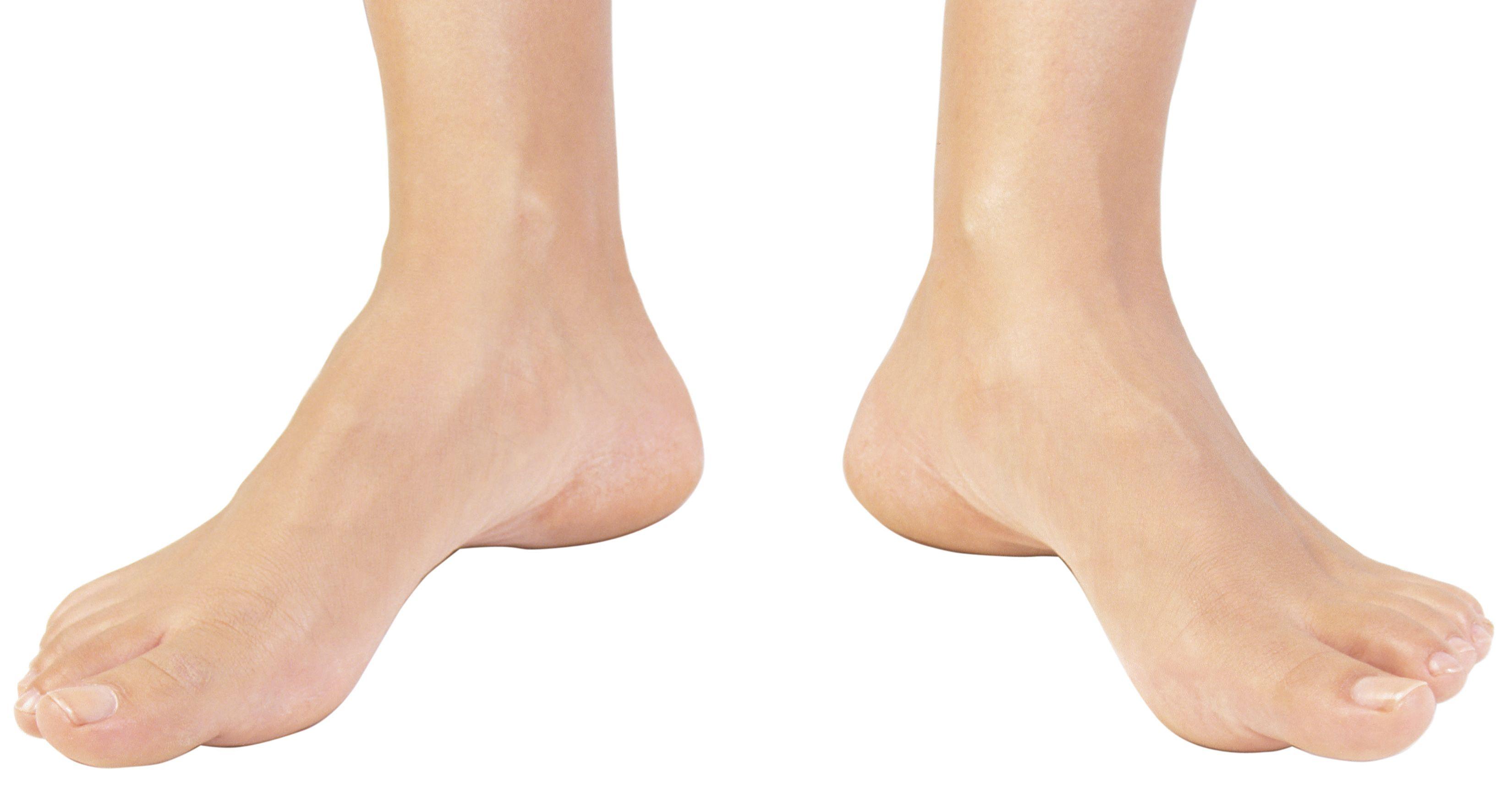 dolor y hormigueo en los dedos de los pies