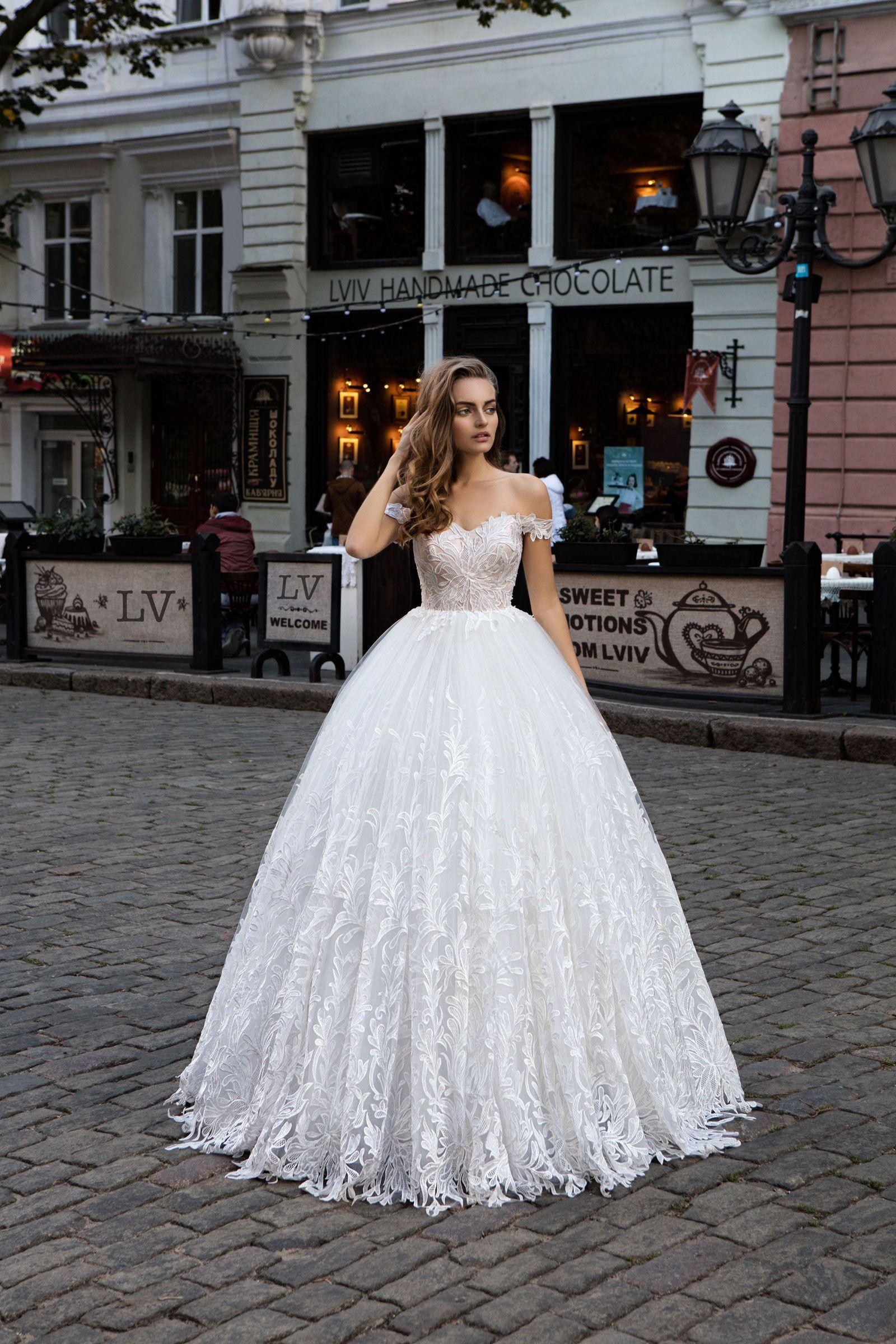 Свадебные платья bellezza