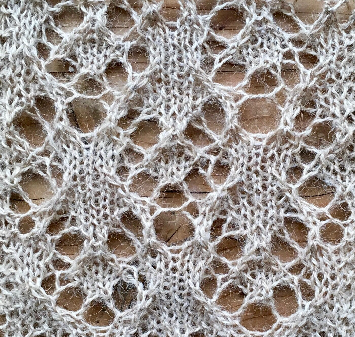 Tea and swags: a combination of two free lace knitting patterns by ...
