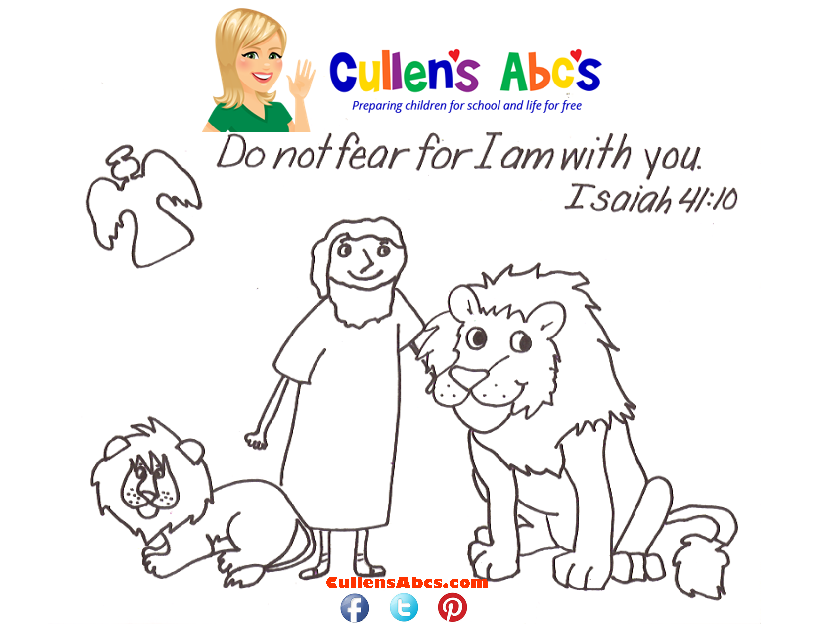Hi There Use This Bible Memory Verse Coloring Page To