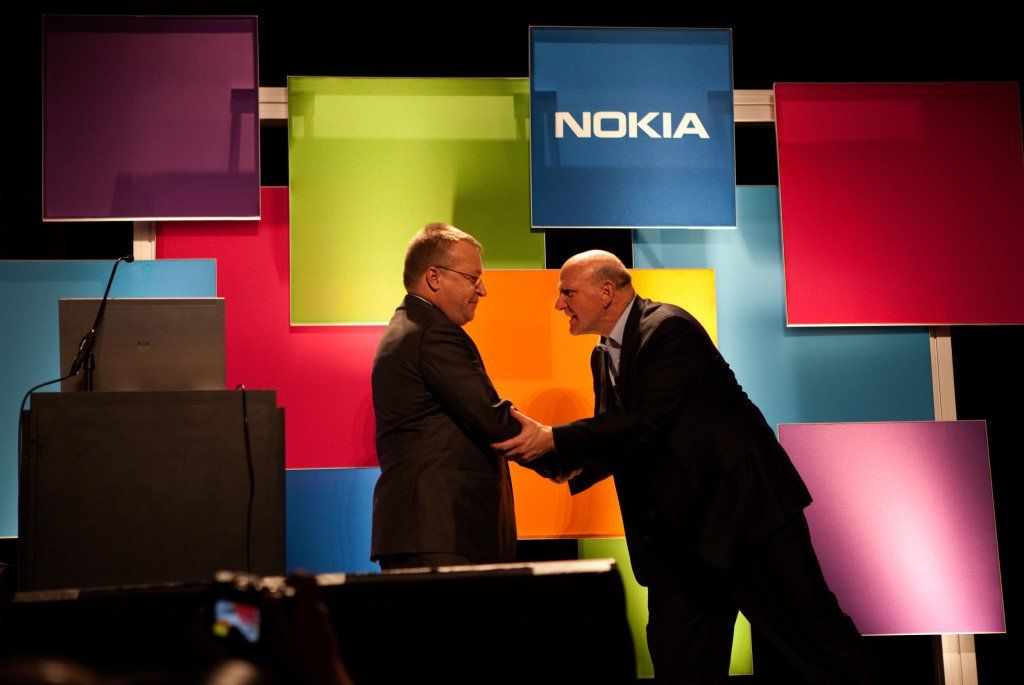 Microsoft to buy Nokia's handset division for $7.1 billion - http://vr-zone.com/articles/microsoft-buy-nokias-handset-division-7-1-billion/54552.html