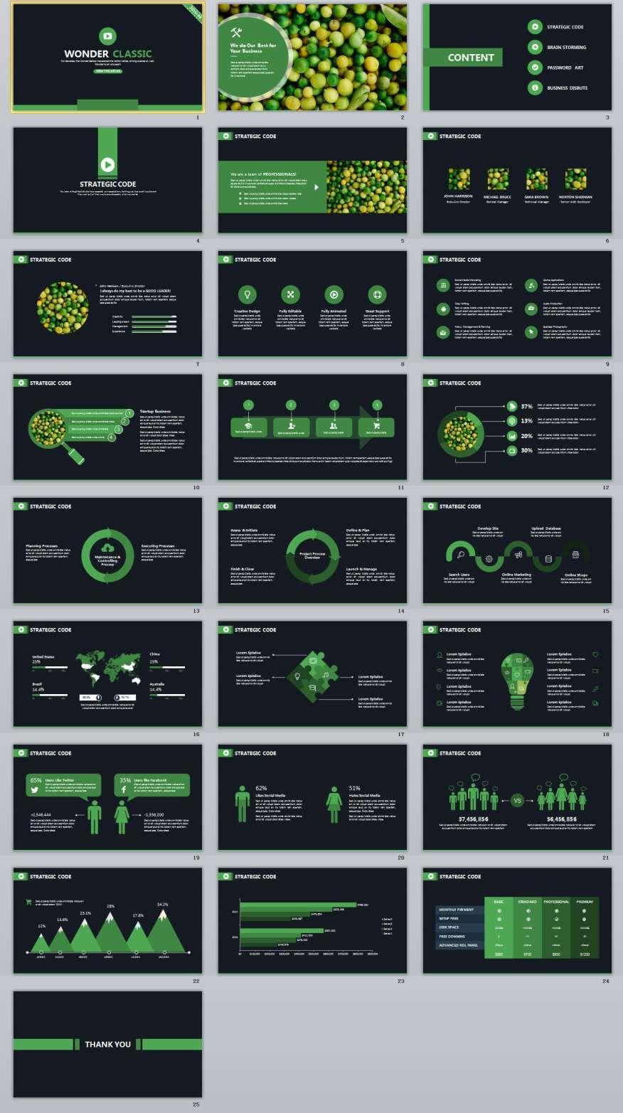 25 green design powerpoint template powerpoint templates 25 green design powerpoint template create powerpoint toneelgroepblik Choice Image
