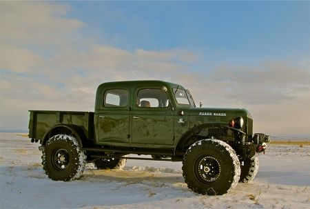 Legacy Power Wagon: 4-Door Conversion with multiple build options including engine tranny & Legacy Power Wagon: 4-Door Conversion with multiple build options ... Pezcame.Com