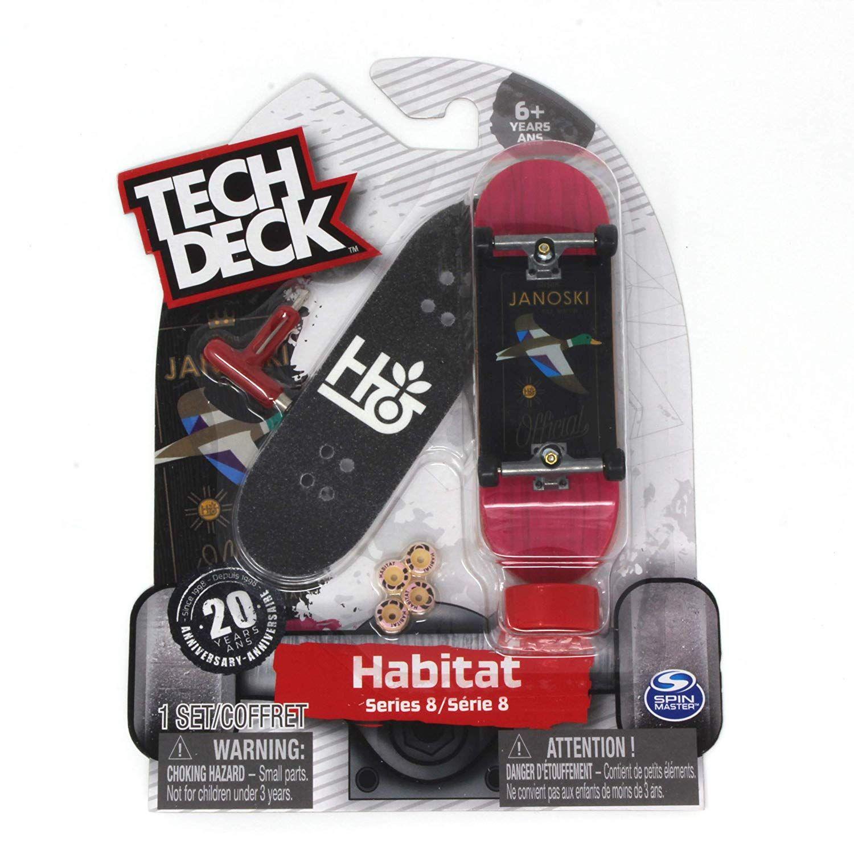 Tech Deck Habitat Fingerboard TechDeckHabitatFingerboard