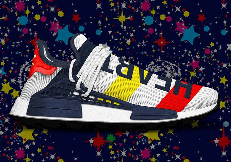huge discount 7dc3d f079c In early January it was confirmed that Billionaire Boys Club was releasing  another exclusive adidas NMD Hu collaboration for Fall 2018.