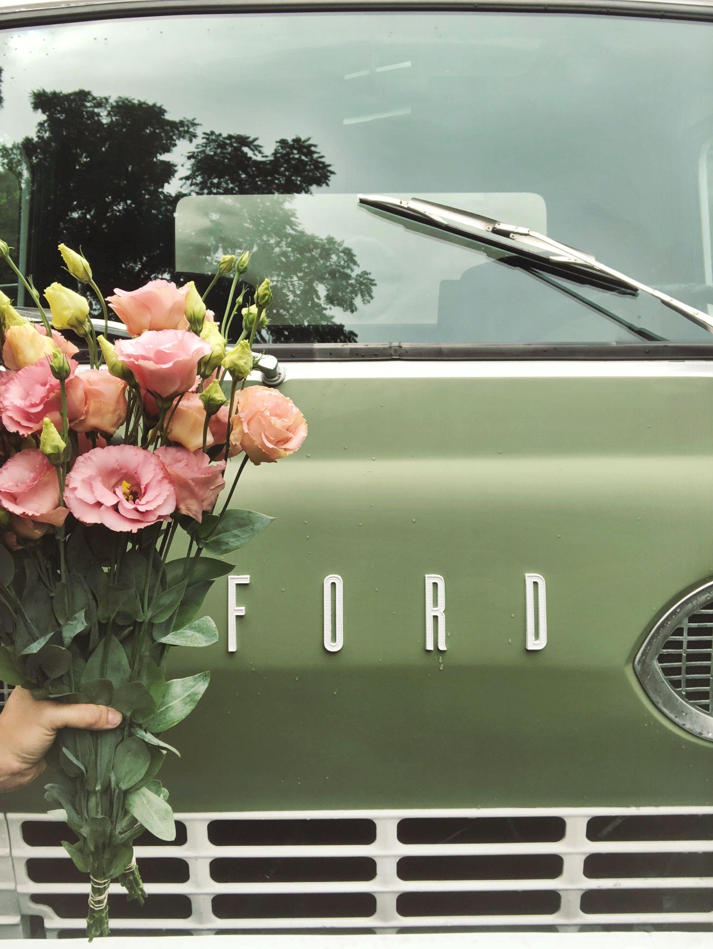 Mobile flower shop flower truck knoxville tn flower