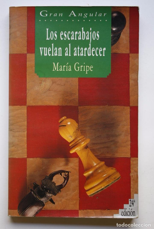 MARÍA GRIPE - LOS ESCARABAJOS VUELAN AL ATARDECER (Libros Antiguos, Raros y Curiosos - Otros Idiomas)
