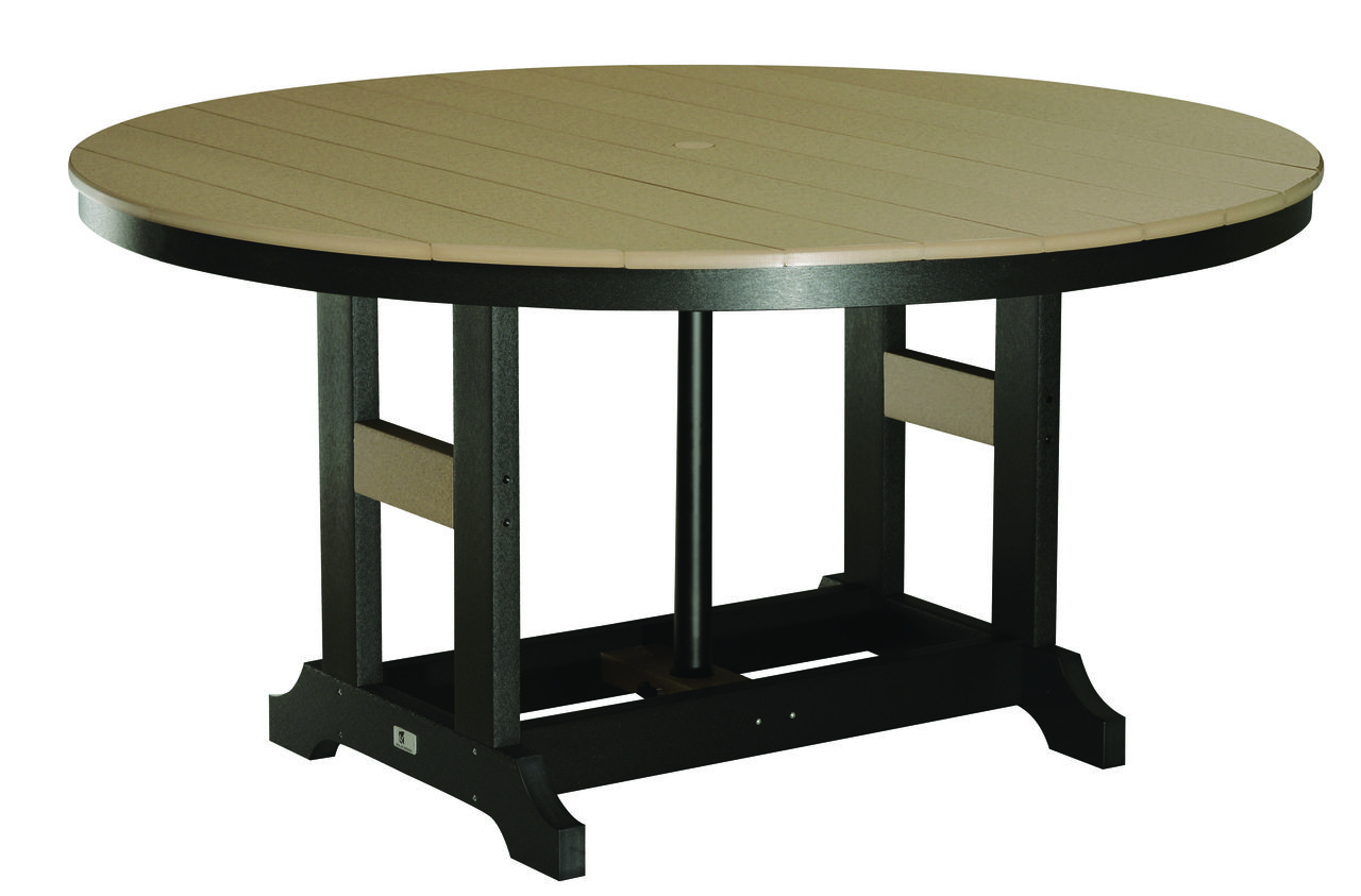 Bring Your Family And Friends Together For Every Outdoor Occasion With Our Ious 60 Round Garden Clic Dining Table Available In Three Heights