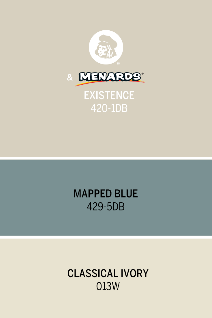 Dutch Boy®\'s December Color of the Month, Existence 420-1DB, is a ...