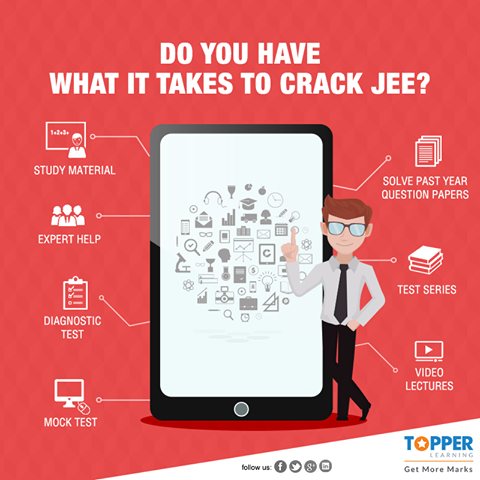 Fulfill your IIT JEE aspirations with #TopperLearning  Join us to