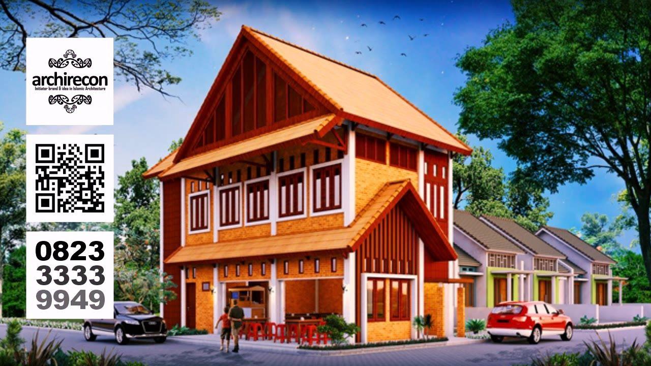 Jasa Desain Rumah Minimalis Sederhana Sidoarjo Desain Rumah Desain Rumah Minimalis Rumah Minimalis