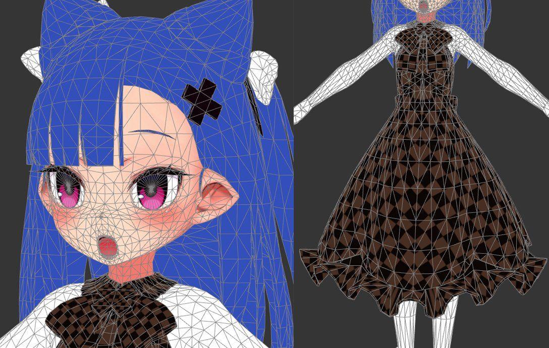 dizajn personazhej おしゃれまとめの人気アイデア pinterest オダ 3d キャラクター blender モデリング トポロジー