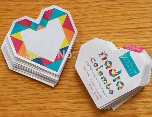 500 Pcs Lote Forme Personnalisee Cartes De Visite Forme Decoupee A L Emporte Papier Cartes Cartes De Visite Originales Carte De Visite Design Carte De Visite