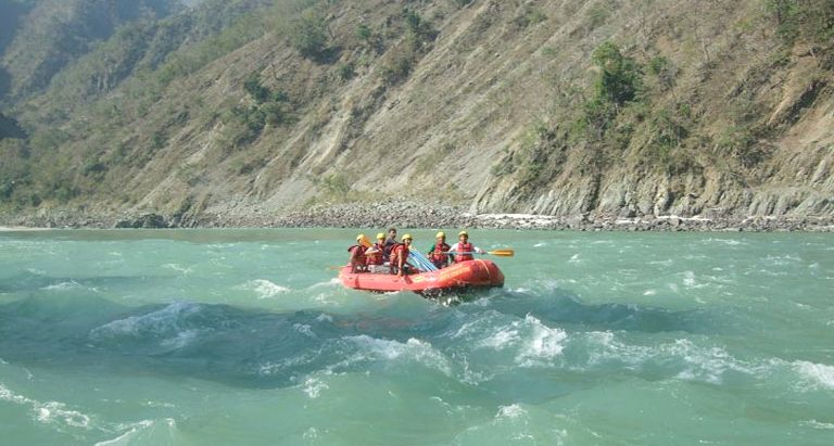 Now Rishikesh Is Acquiring Greater Significance As A