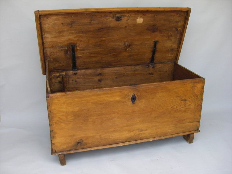 Antique Blanket Chest Wld Love To Find This One 19th C
