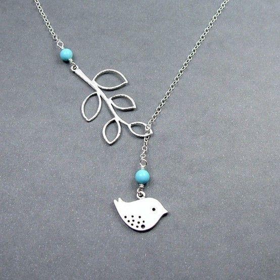 bird necklace toeknee2312