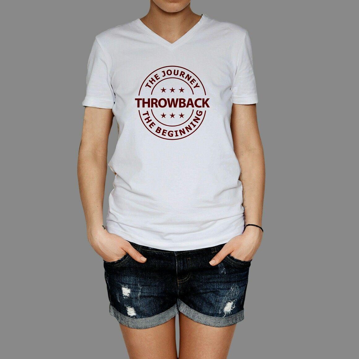 Throwback Women T-shirt