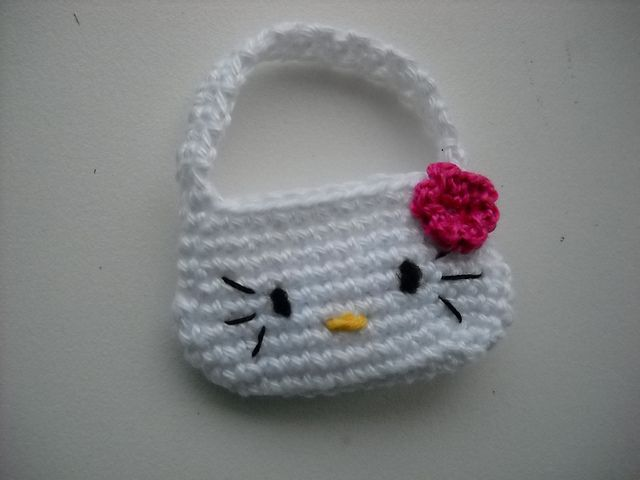 Ravelry Project Gallery For Barbie Totepurse Pattern By Tina
