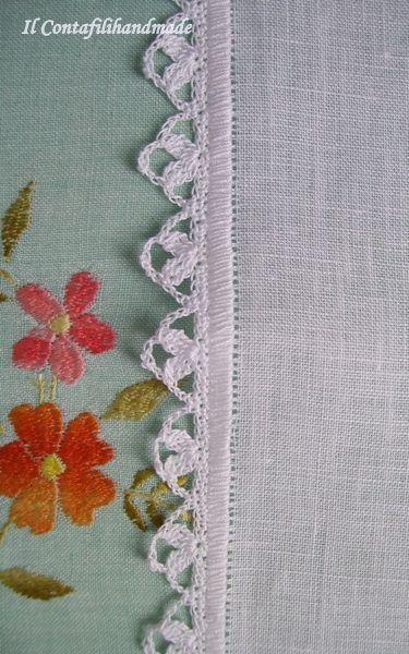 Il contafili | Pizzi | Pinterest | Beautiful, Crochet lace and Patterns
