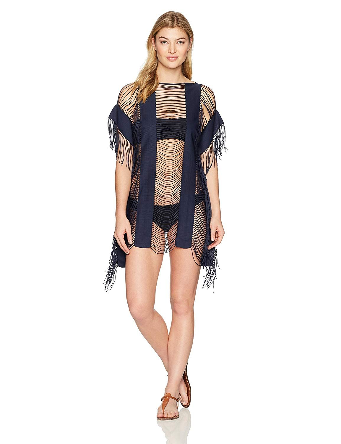 a5865011c612b PilyQ Women's Monique Sexy Cover Up Dress at Amazon Women's Clothing store: