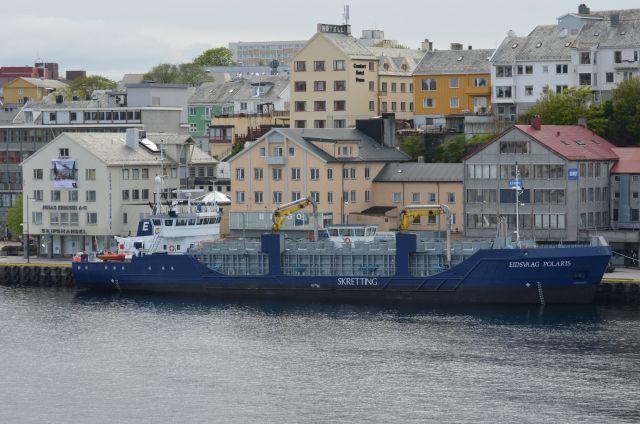 Voormalige Nederlandse Sea-Lily  5 juni 2015 te Kristiansund, Noorwegen  http://koopvaardij.blogspot.nl/2015/06/voormalige-sea-lily.html