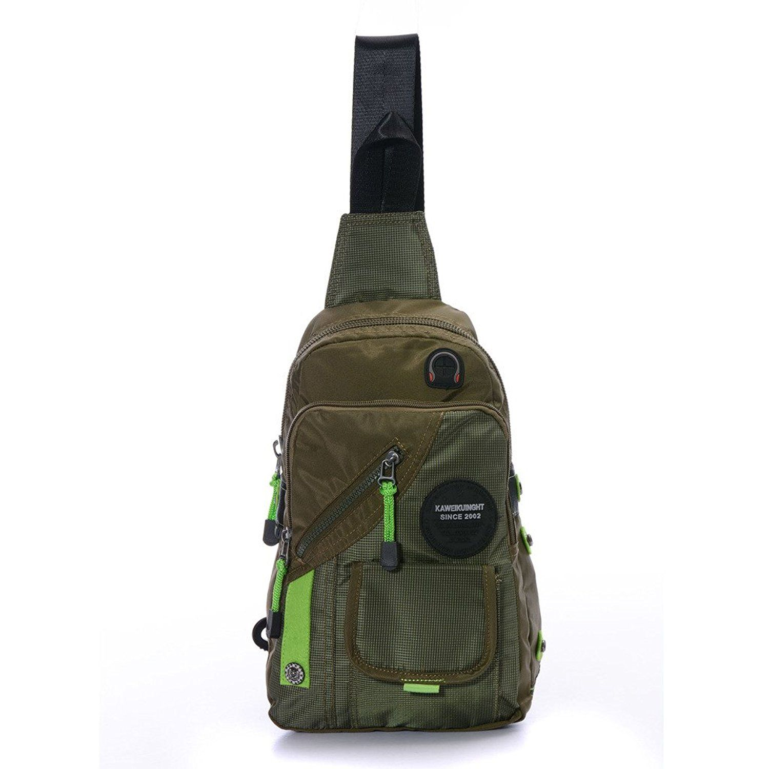 DDDH Sling Bag Small Daypack Outdoor Shoulder Chest Pack Fit Ipad   You can  get additional details at the image link. 3b7c2c5a6a