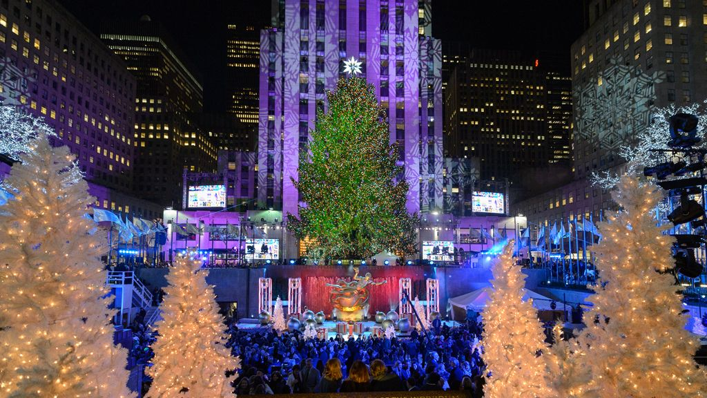 NYC Events In December 2017. Tree LightingBest Christmas ...