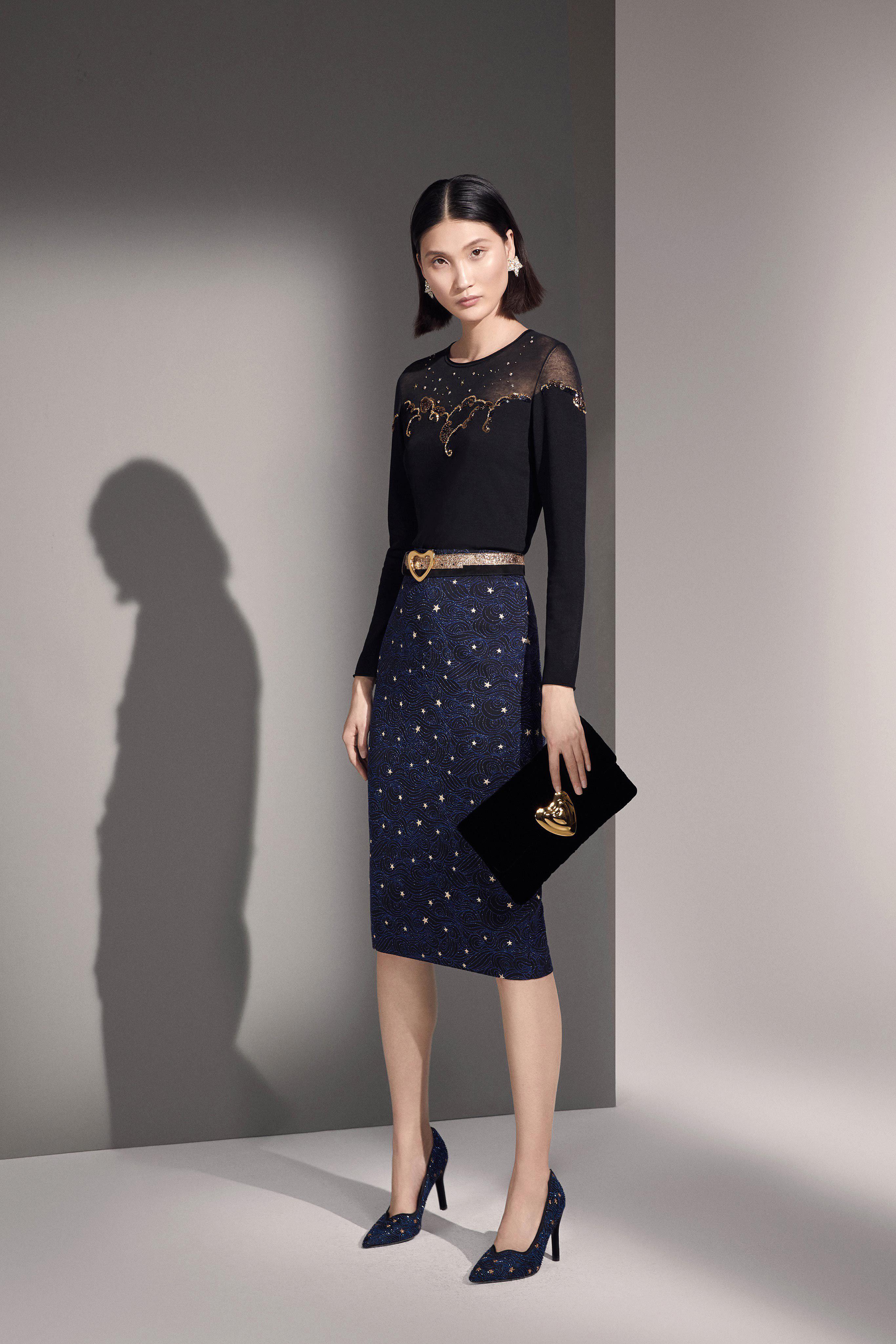 0f77b5d942a0 Escada Resort 2019 Fashion Show Collection  See the complete Escada Resort  2019 collection. Look 31