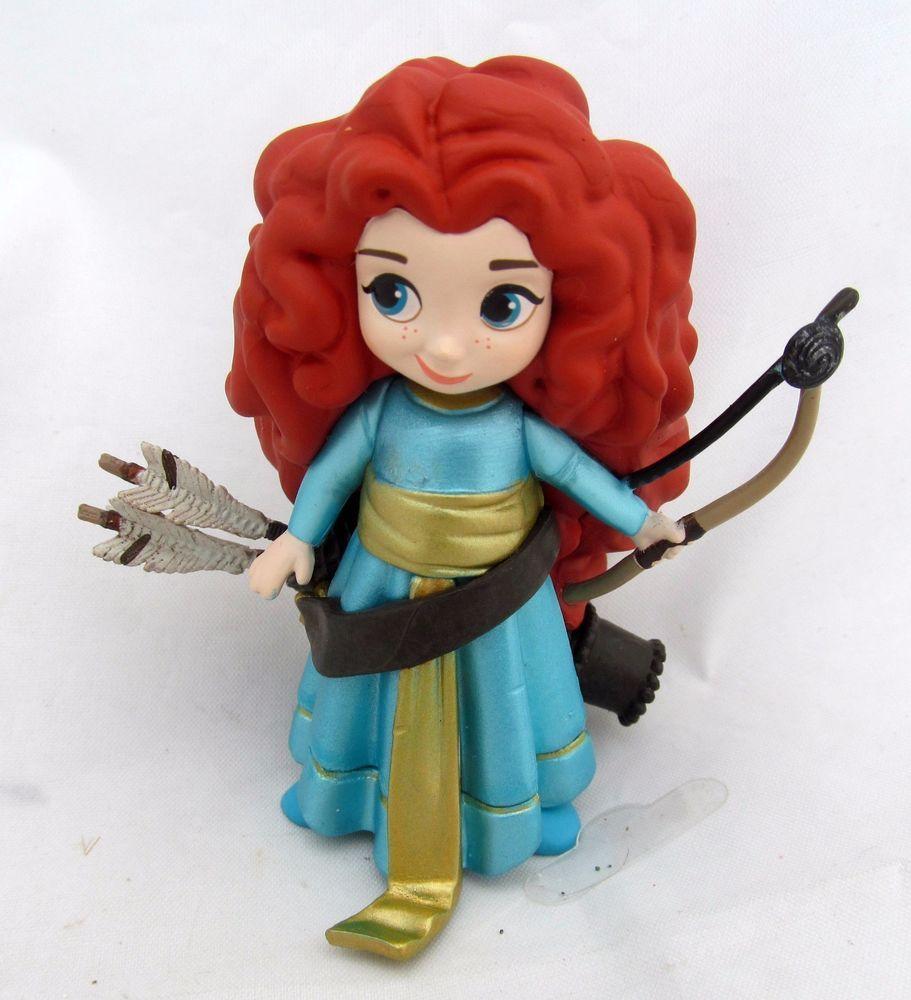 Disney animators collection princess merida brave figure
