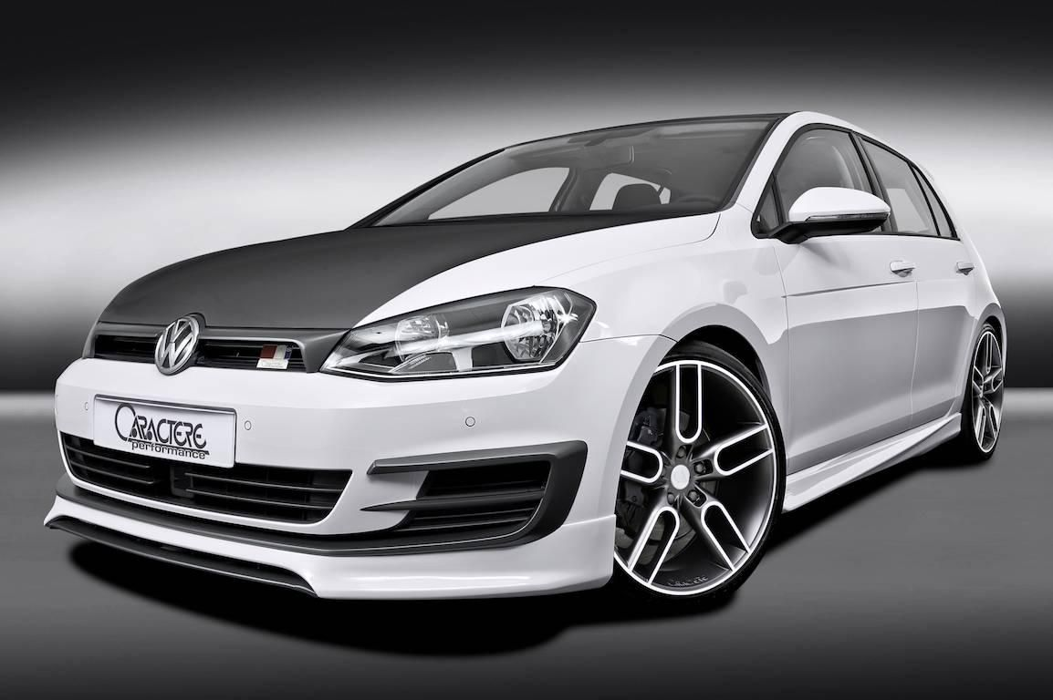 Caractere Golf GTi MK7 Volkswagen golf, Volkswagen golf