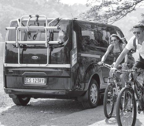 Fiamma Carry Bike Ford Custom Transit Custom Bike Ford Transit