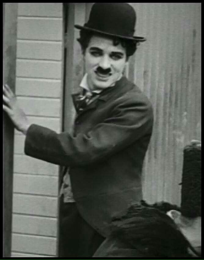 Charlie in The Immigrant