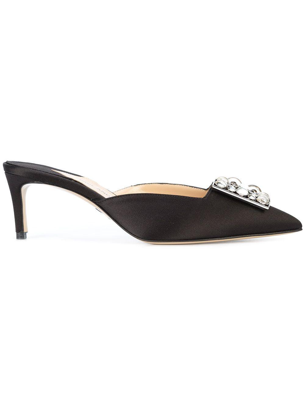 89dfeb0367 PAUL ANDREW BLACK. #paulandrew #shoes #   Paul Andrew   Pinterest ...